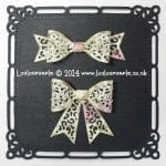 CED1411 3D Itty Bitty Bows