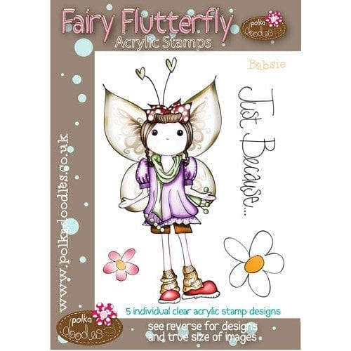 Fairy Flutterfly Stamps