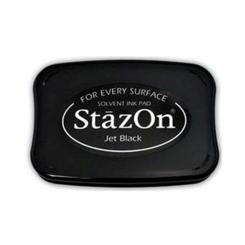 Stazon Ink Pads & Cleaner