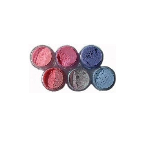 Shimmer Spray & Mica Pigment Sets