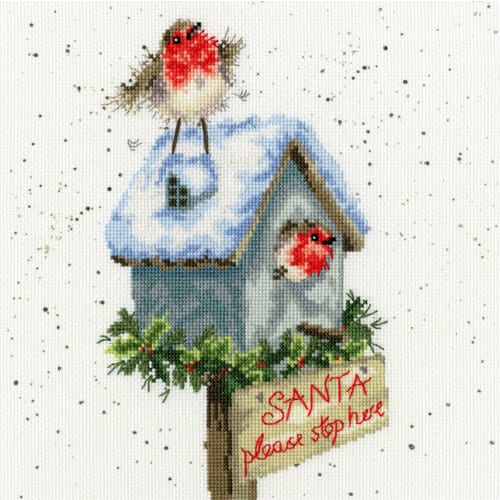 Christmas Cross Stitch, Embroidery & Tapestry